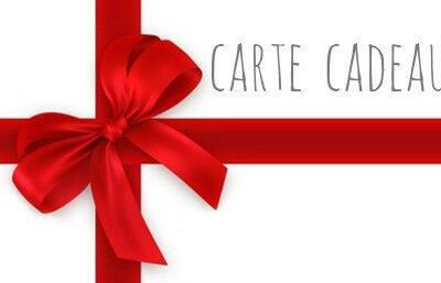 Cartes Cadeaux / Gift Cards